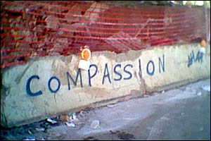 compassion under the bridge